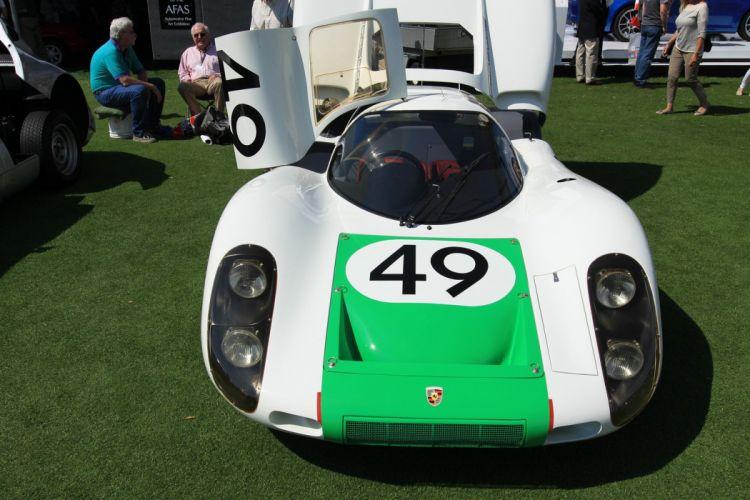 1968 Porsche 907K Race Racing Le-Mans LMP1 Germany Car Vehicle Sport Supercar Sportcar Supersport Classic Retro 1536x1024 (2) wallpaper
