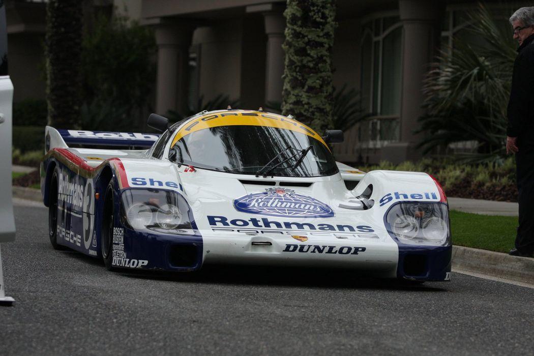 1982 Porsche 956 Race Germany Racing Le-Mans LMP1 Car Vehicle Sport Supercar Sportcar Supersport Classic Retro 1536x1024 (5) wallpaper