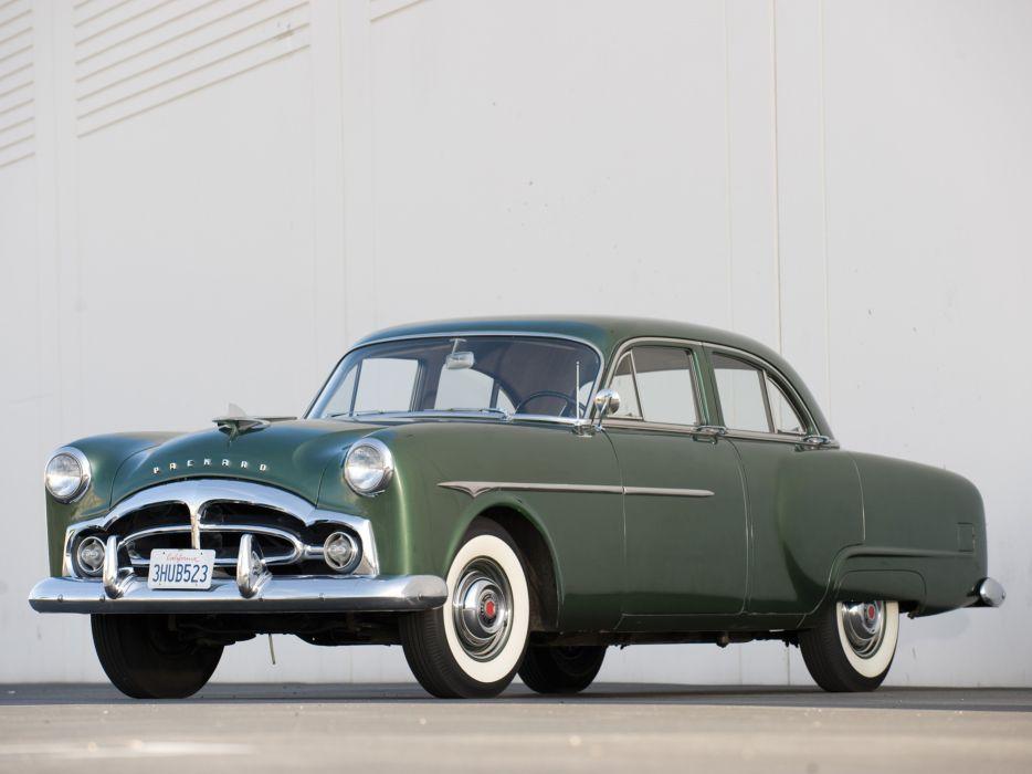 Packard 200 Sedan 1951 Car Vehicle Classic Retro 4000x3000 (3) wallpaper