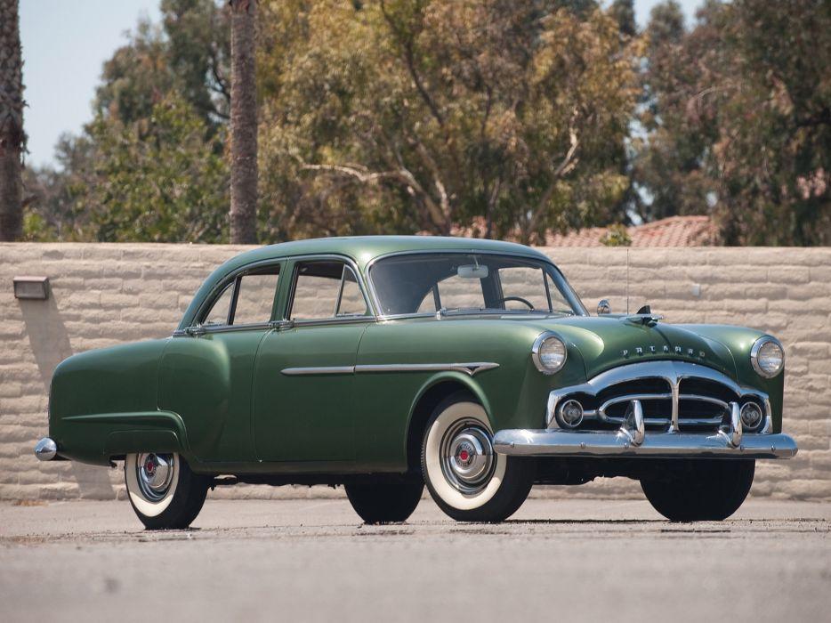 Packard 200 Sedan 1951 Car Vehicle Classic Retro 4000x3000 (4) wallpaper