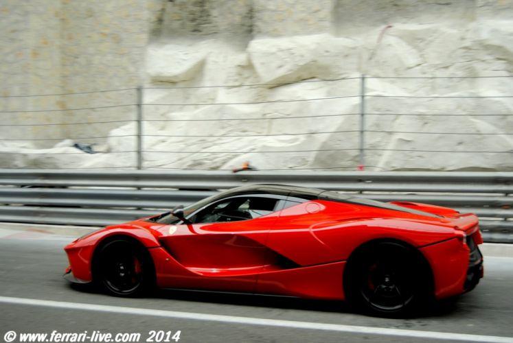 Ferrari-LaFerrari wallpaper