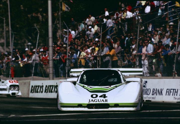 1986 Jaguar XJR-7 Race Car Classic Vehicle Racing Retro Le-Mans LMP1 4000x2668 (7) wallpaper