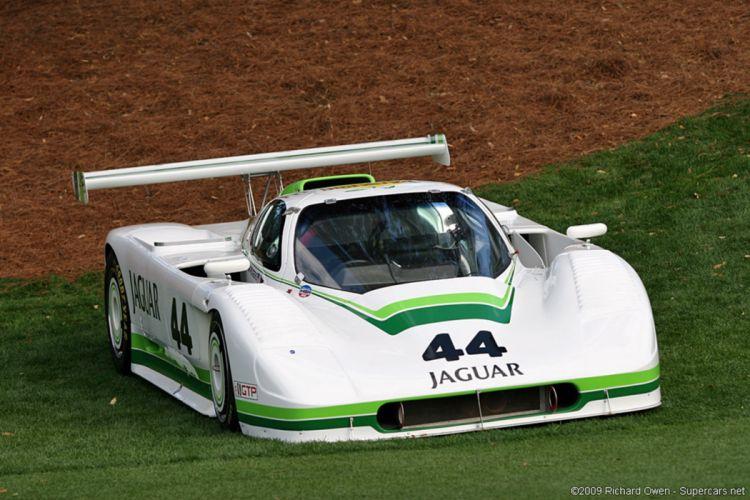 1986 Jaguar XJR-7 Race Car Classic Vehicle Racing Retro Le-Mans LMP1 4000x2668 (10) wallpaper
