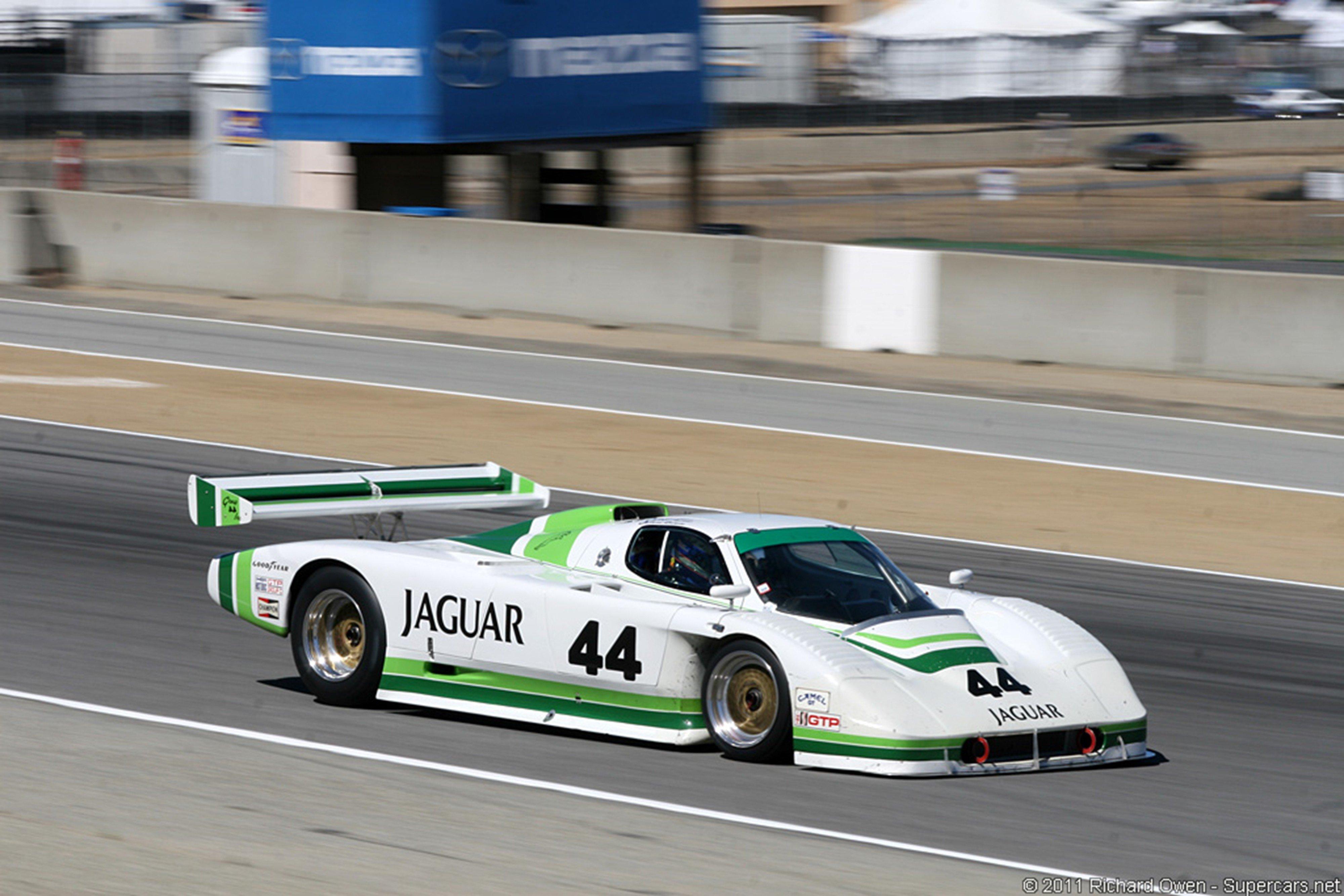 1986 Jaguar XJR-7 Race Car Classic Vehicle Racing Retro Le ...