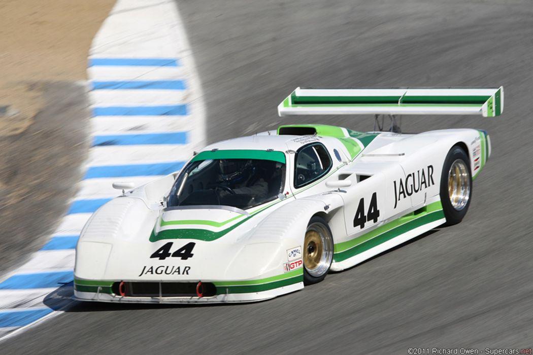 1986 Jaguar XJR-7 Race Car Classic Vehicle Racing Retro Le-Mans LMP1 4000x2668 (11) wallpaper