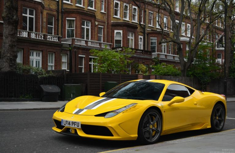 Ferrari-458-Speciale wallpaper