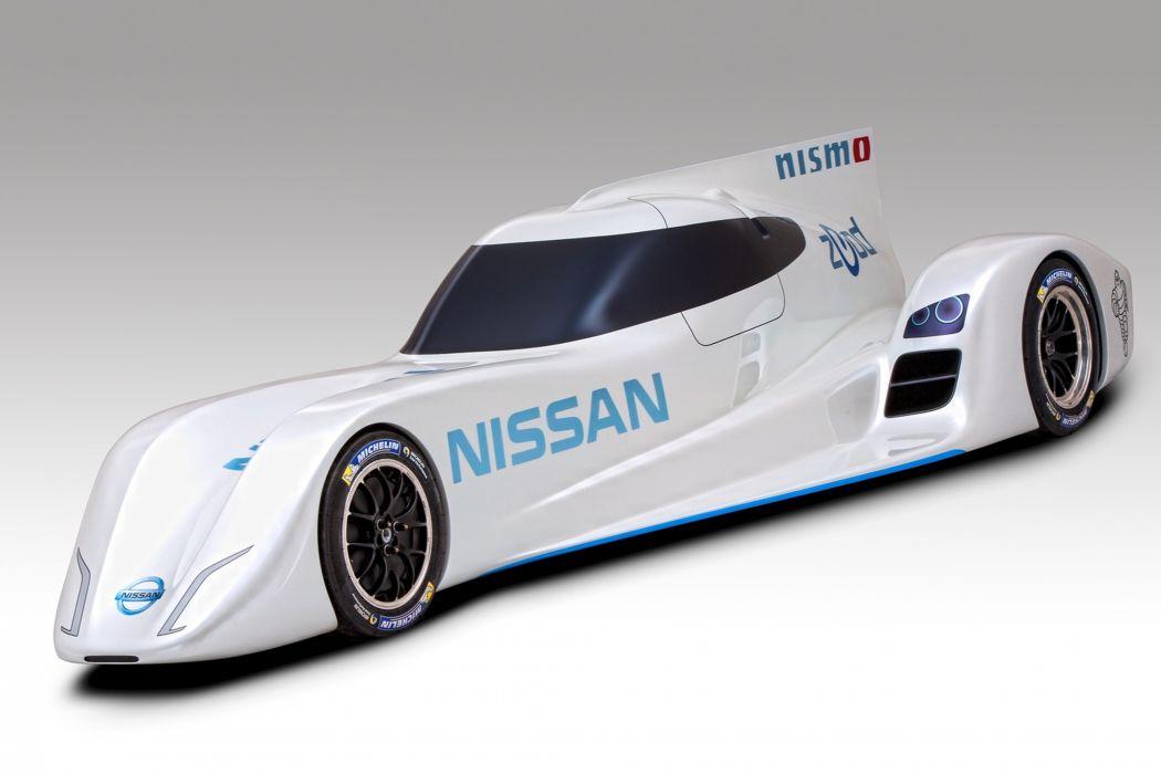 2014 Nissan ZEOD-RC Race Car Classic Vehicle Racing Japan Le-Mans LMP1 4000x2667 (2) wallpaper