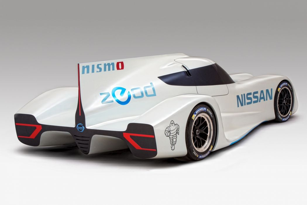 2014 Nissan Zeod Rc Race Car Classic Vehicle Racing Japan Le Mans