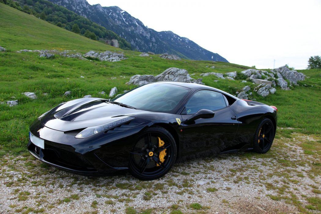 Ferrari-458-Speciale wallpaper