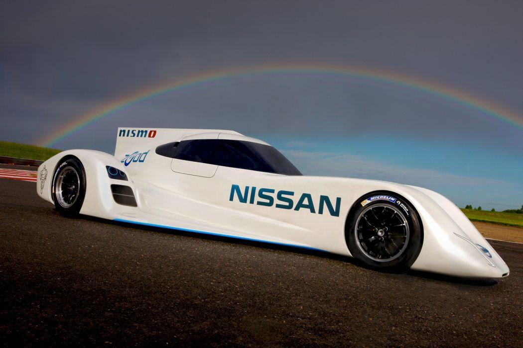 2014 Nissan ZEOD-RC Race Car Classic Vehicle Racing Japan Le-Mans LMP1 4000x2667 (10) wallpaper