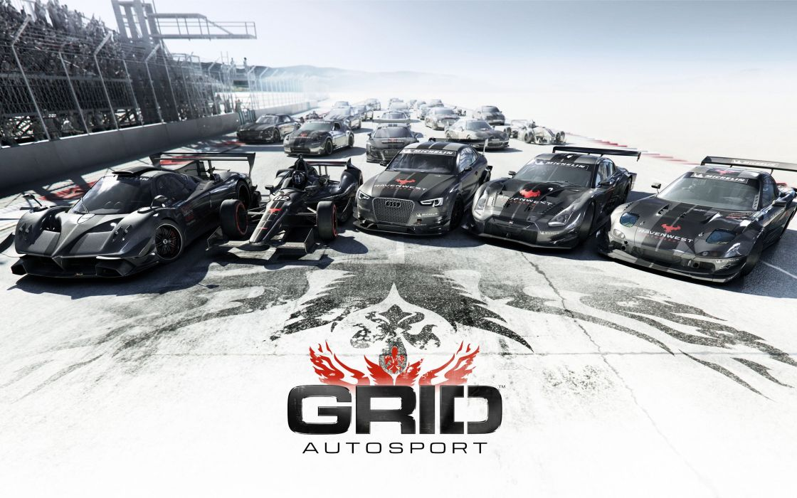 GRID AUTOSPORT racing race auto game action open-wheel tuning supercar (1)_jpe wallpaper