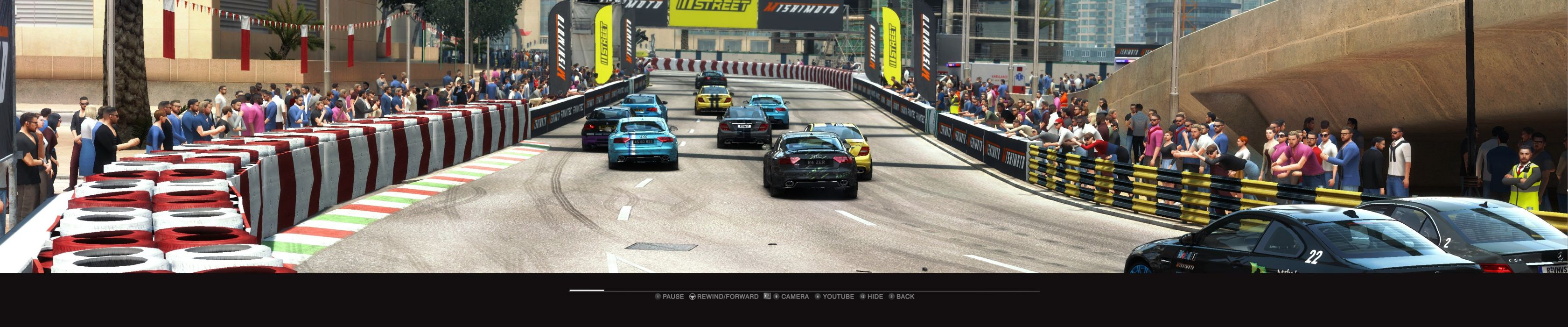 GRID AUTOSPORT racing race auto game action open-wheel tuning supercar (4) wallpaper