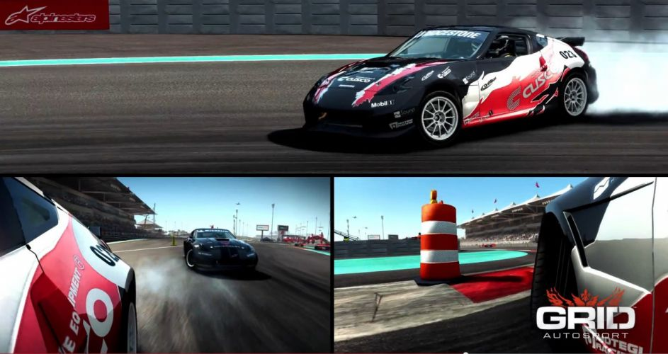 GRID AUTOSPORT racing race auto game action open-wheel tuning supercar (9) wallpaper