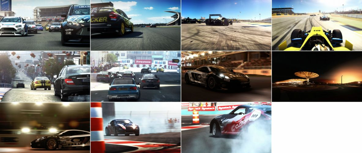 GRID AUTOSPORT racing race auto game action open-wheel tuning supercar (13) wallpaper