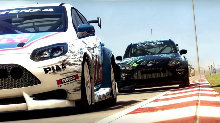 GRID AUTOSPORT racing race auto game action open-wheel tuning supercar (12) wallpaper