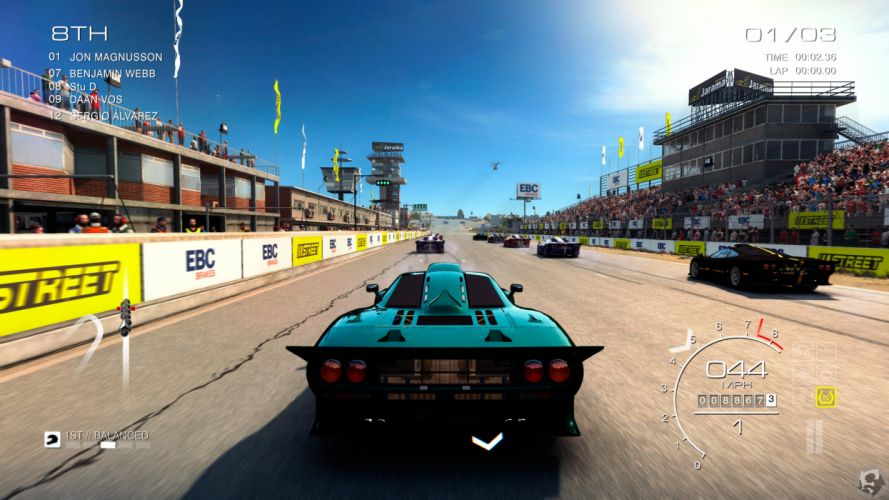 GRID AUTOSPORT racing race auto game action open-wheel tuning supercar (30) wallpaper