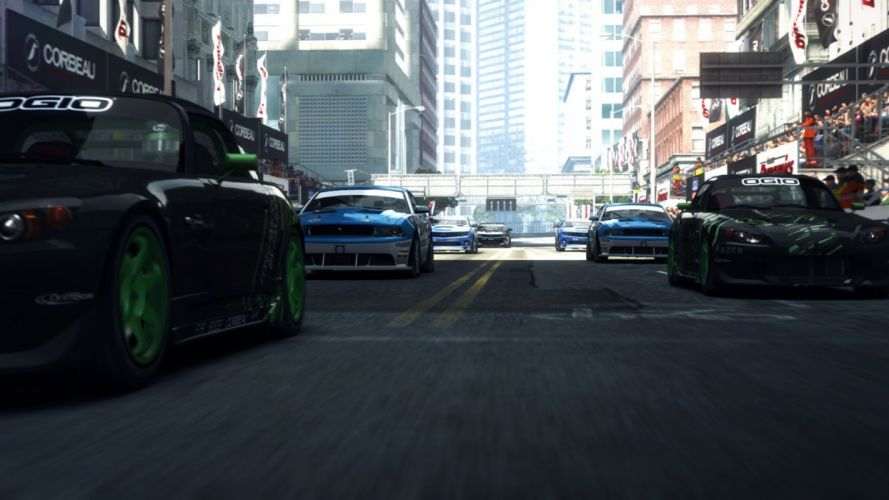 GRID AUTOSPORT racing race auto game action open-wheel tuning supercar (70) wallpaper