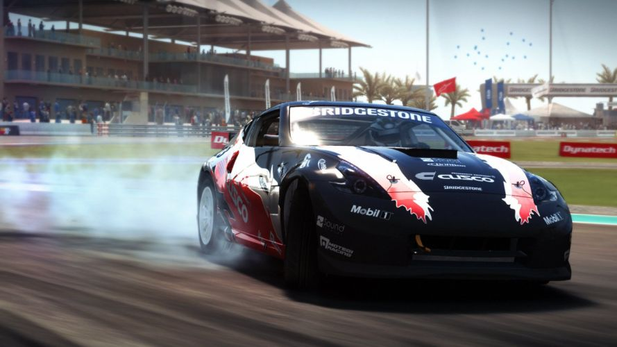 GRID AUTOSPORT racing race auto game action open-wheel tuning supercar (87) wallpaper