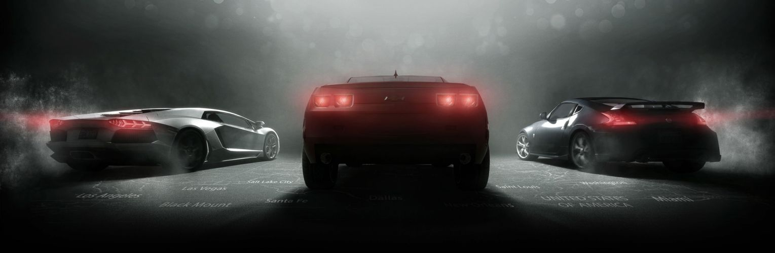 THE-CREW racing race muscle tuning supercar crew rpg (3) wallpaper