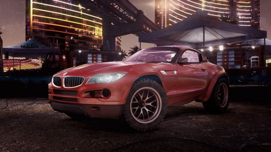 THE-CREW racing race muscle tuning supercar crew rpg (11) wallpaper