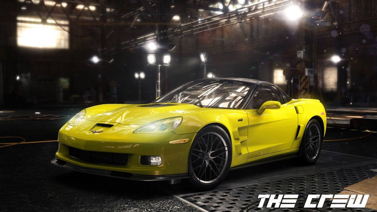 THE-CREW racing race muscle tuning supercar crew rpg (13) wallpaper
