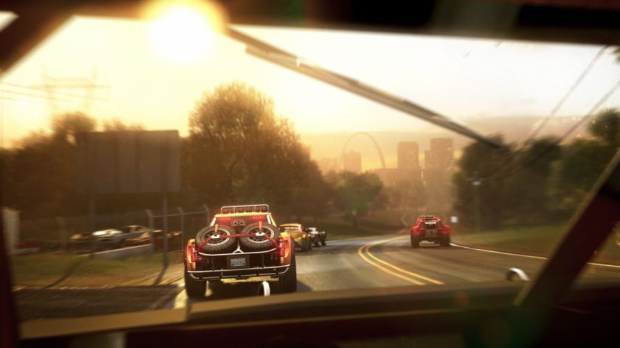 THE-CREW racing race muscle tuning supercar crew rpg (14) wallpaper