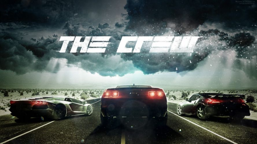 THE-CREW racing race muscle tuning supercar crew rpg (27) wallpaper