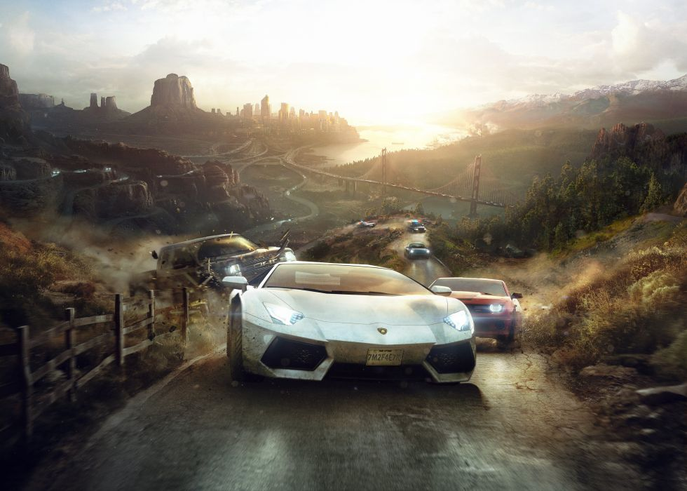 THE-CREW racing race muscle tuning supercar crew rpg (31) wallpaper