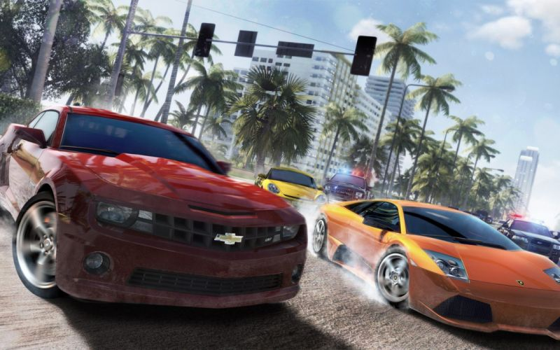 THE-CREW racing race muscle tuning supercar crew rpg (37) wallpaper
