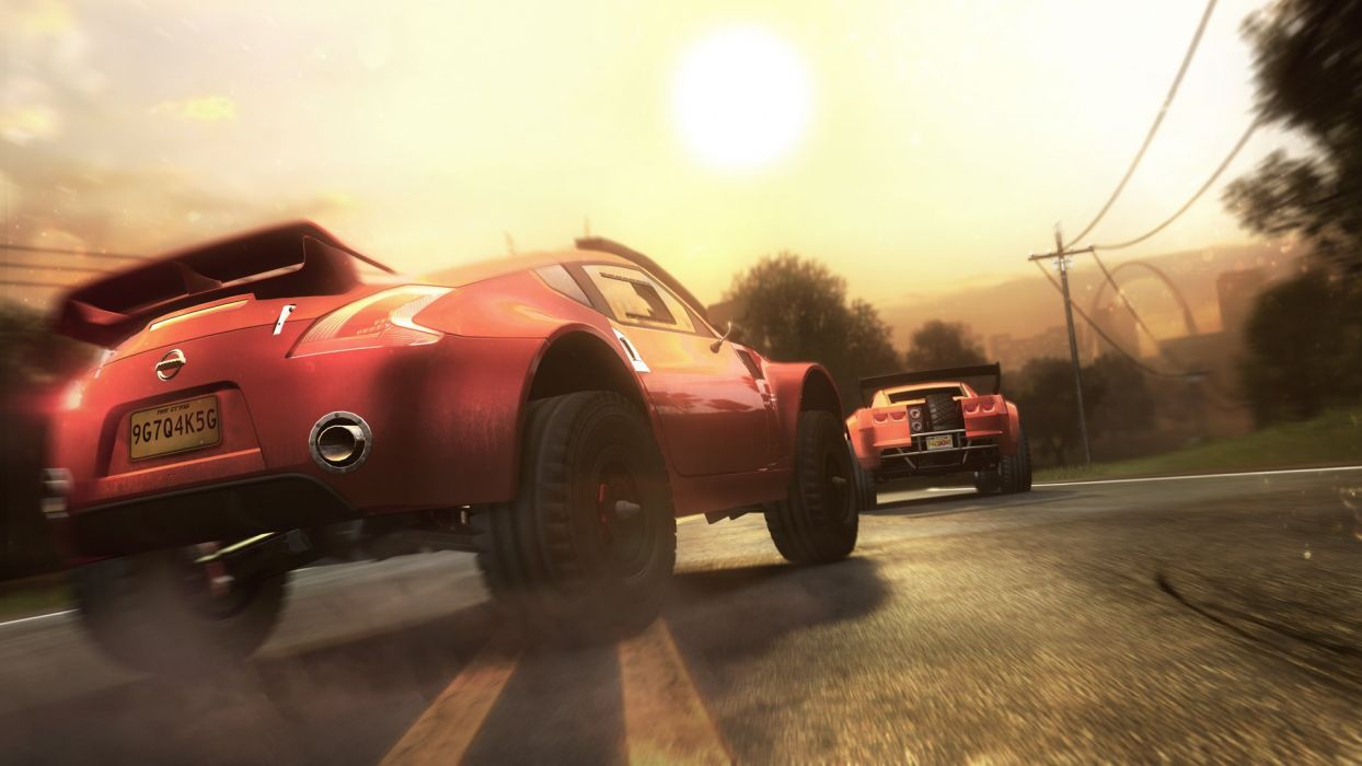 THE-CREW racing race muscle tuning supercar crew rpg (35) wallpaper