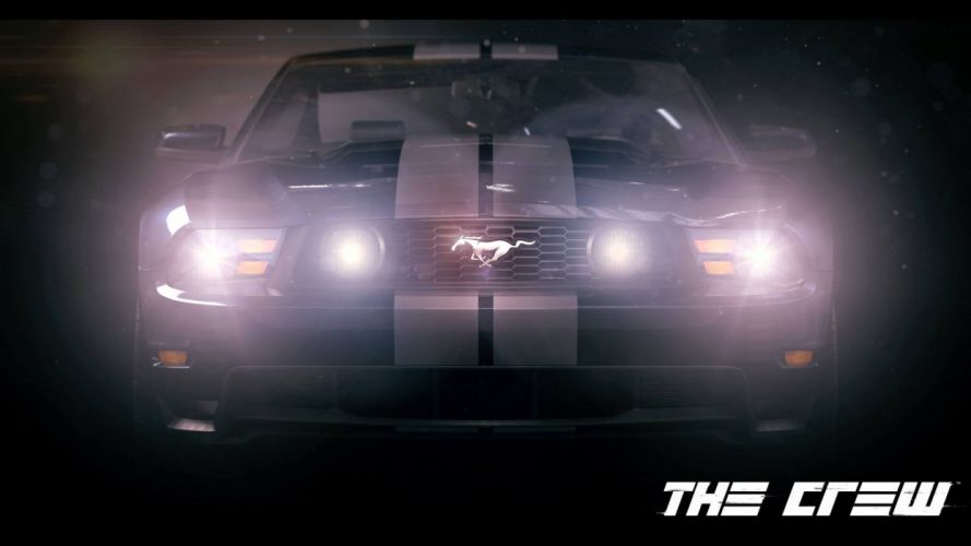 THE-CREW racing race muscle tuning supercar crew rpg (43) wallpaper