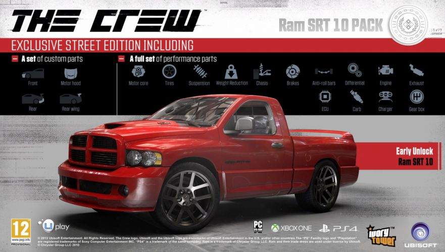 THE-CREW racing race muscle tuning supercar crew rpg (47) wallpaper