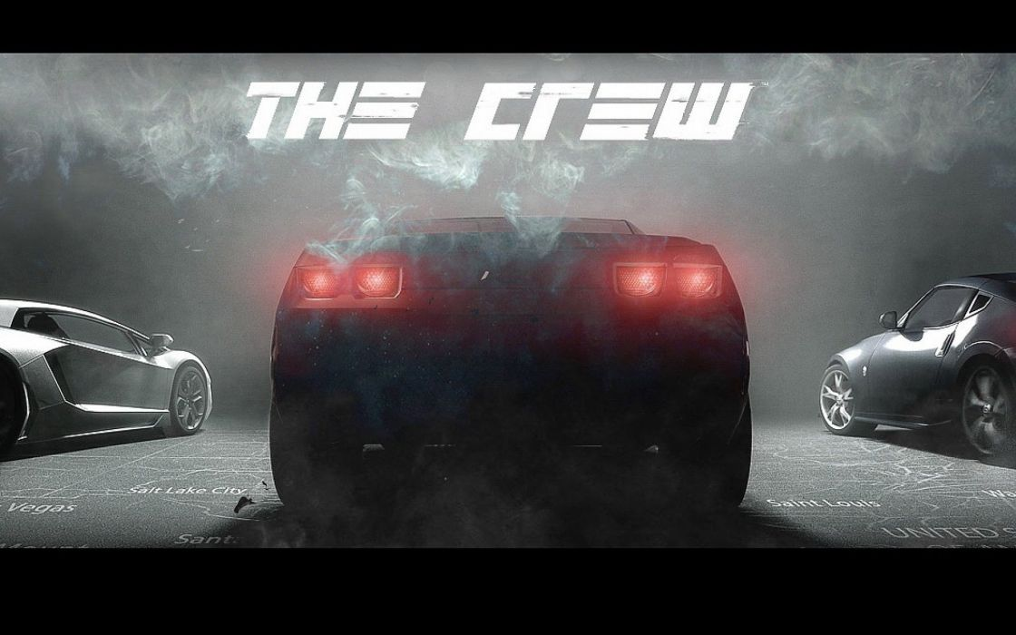 THE-CREW racing race muscle tuning supercar crew rpg (48) wallpaper