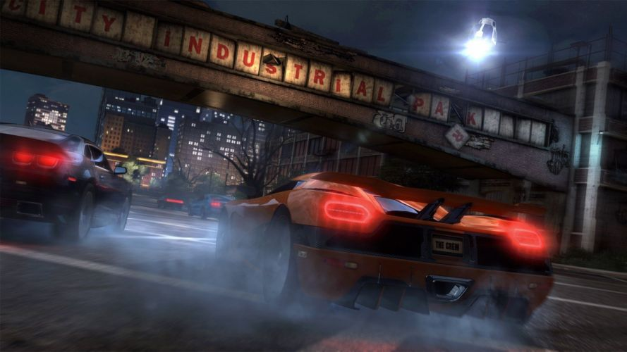 THE-CREW racing race muscle tuning supercar crew rpg (75) wallpaper
