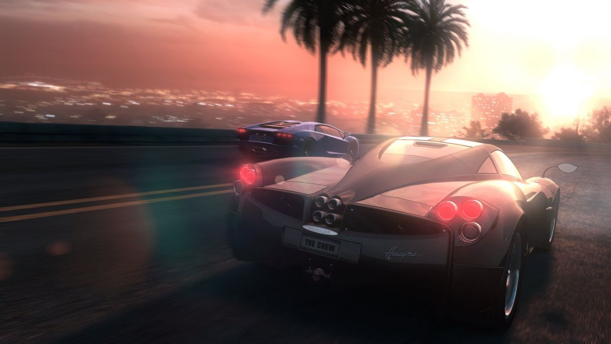 THE-CREW racing race muscle tuning supercar crew rpg (82) wallpaper