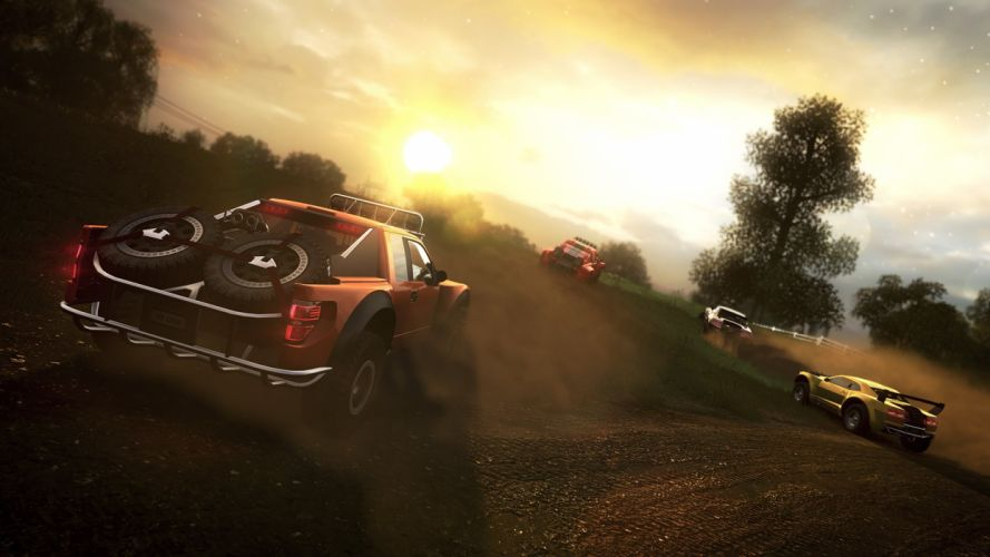 THE-CREW racing race muscle tuning supercar crew rpg (81) wallpaper