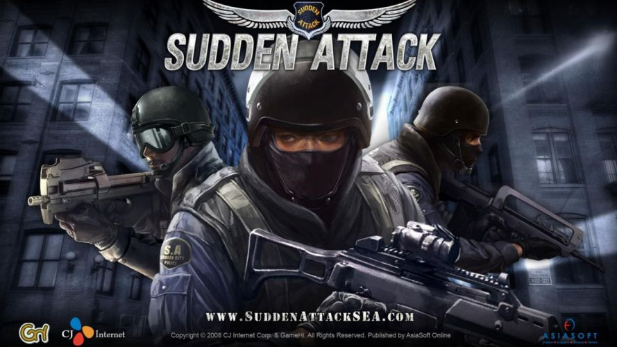 SUDDEN ATTACK shooter action online tactical fighting (23) wallpaper