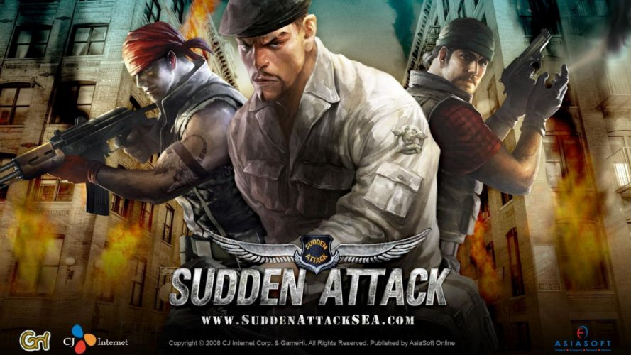 SUDDEN ATTACK shooter action online tactical fighting (24) wallpaper