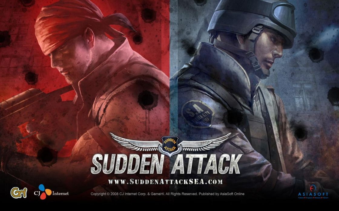 SUDDEN ATTACK shooter action online tactical fighting (25) wallpaper