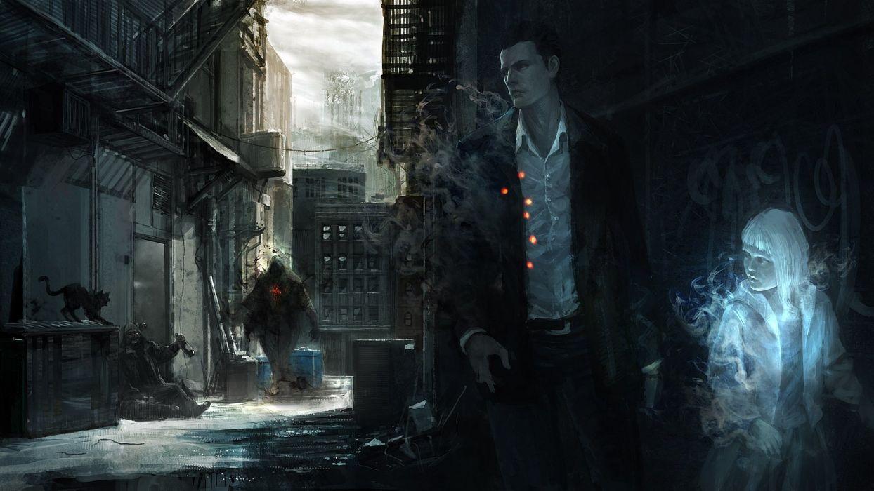 MURDERED SOUL SUSPECT action adventure stealth crime thriller online (14) wallpaper