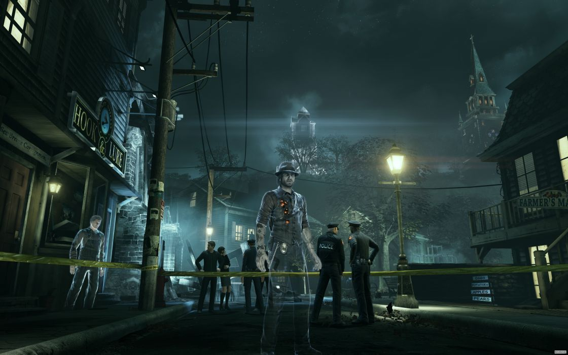 MURDERED SOUL SUSPECT action adventure stealth crime thriller online (27) wallpaper