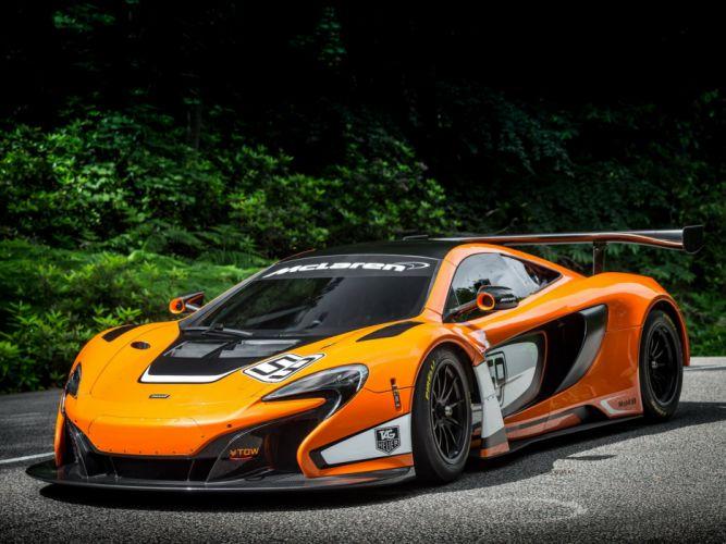 McLaren 650S GT3 '2014 wallpaper