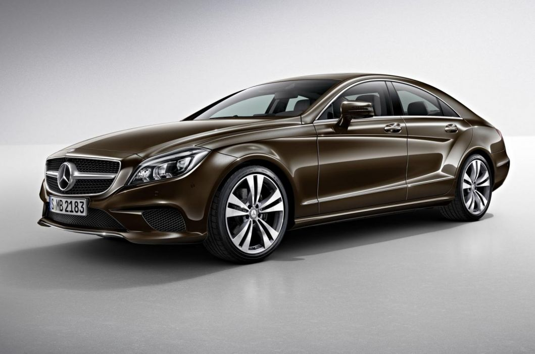 Mercedes-CLS-Sport-Package wallpaper
