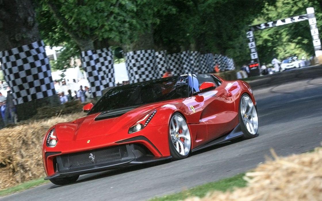 Ferrari-F12-TRS wallpaper