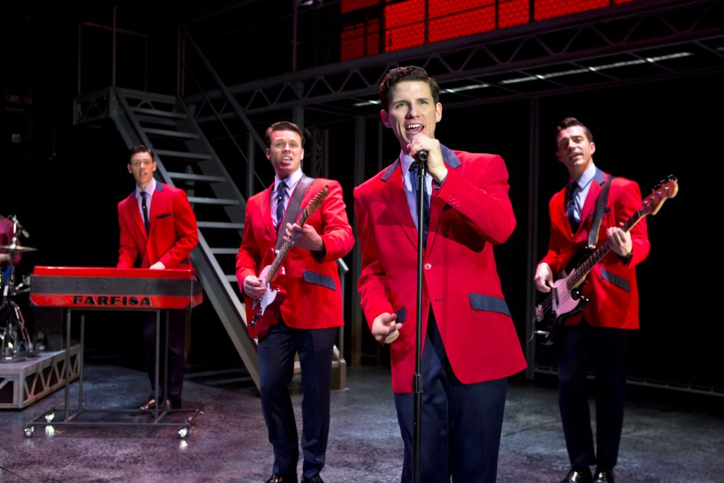 JERSEY BOYS biography drama musical eastwood clint four seasons r-b do-wop (14) wallpaper