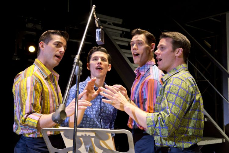 JERSEY BOYS biography drama musical eastwood clint four seasons r-b do-wop (15) wallpaper