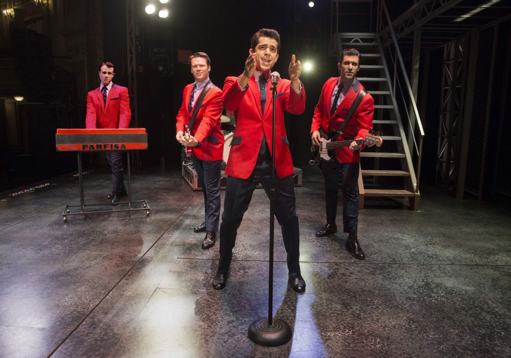 JERSEY BOYS biography drama musical eastwood clint four seasons r-b do-wop (31) wallpaper