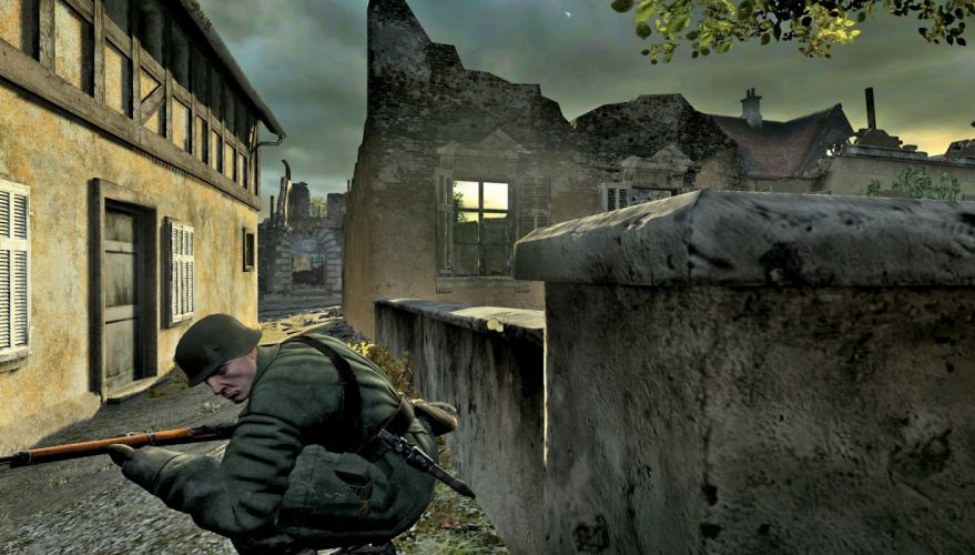 SNIPER ELITE III shooter military weapon gun tactical stealth (1) wallpaper
