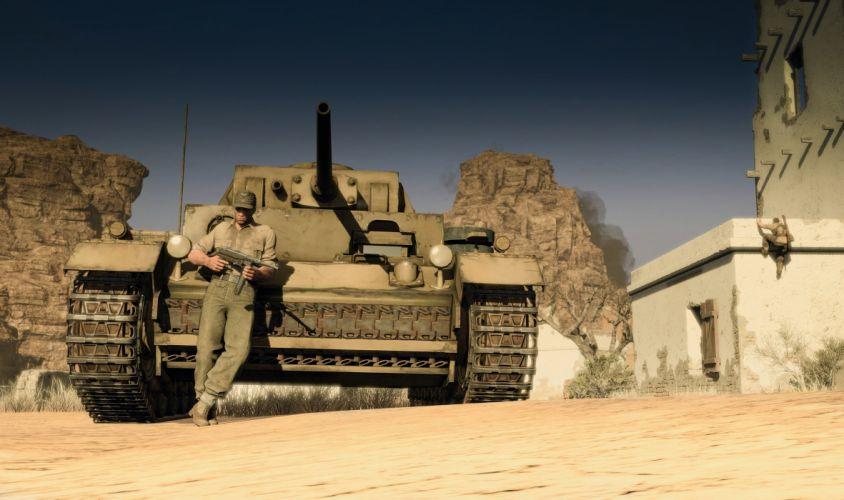 SNIPER ELITE III shooter military weapon gun tactical stealth (11) wallpaper