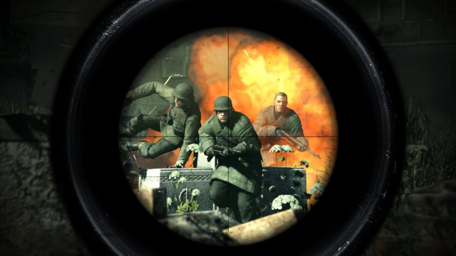 SNIPER ELITE III shooter military weapon gun tactical stealth (18) wallpaper